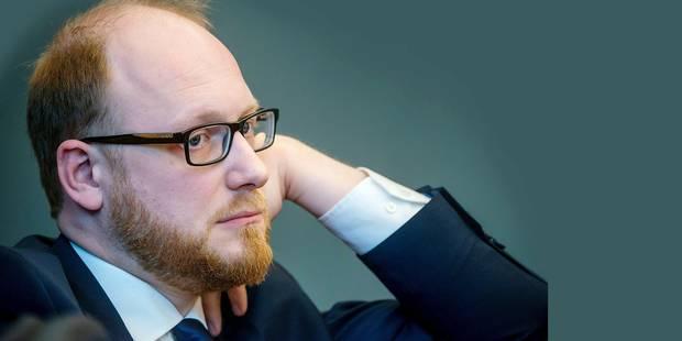 Publifin: Cédric Halin repart à la charge - La DH