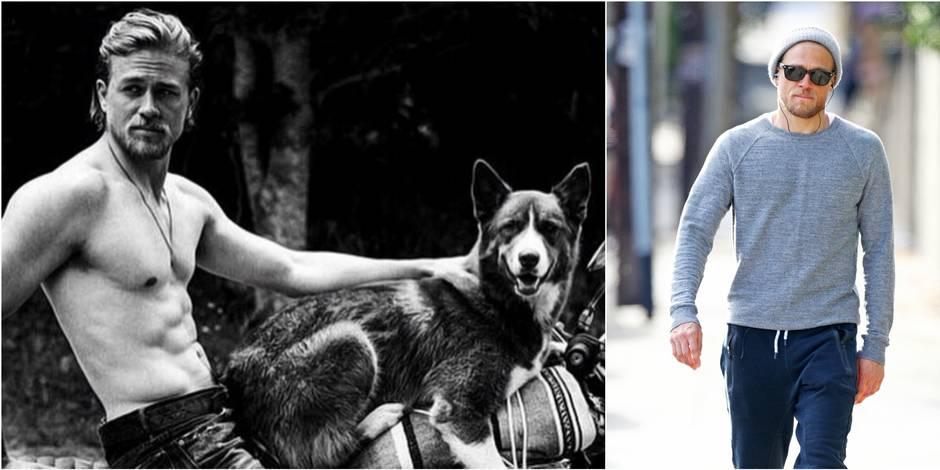 So Sexy : Charlie Hunnam, le beau gosse english qui a conquis l'Amérique (PHOTOS)