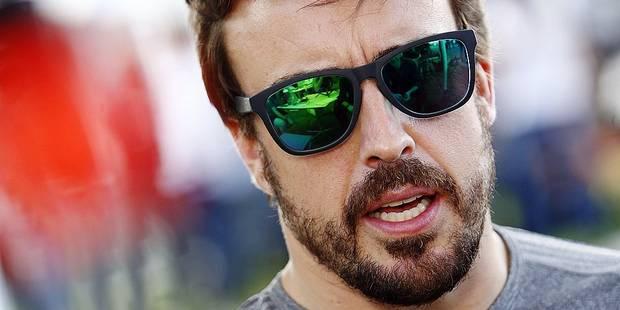 F1: Alonso ne se fait pas d'illusions