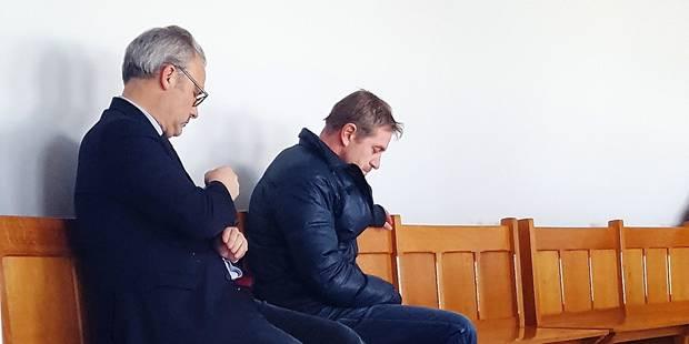 34 mois de prison avec sursis probatoire pour Frédéric Pierre - La DH