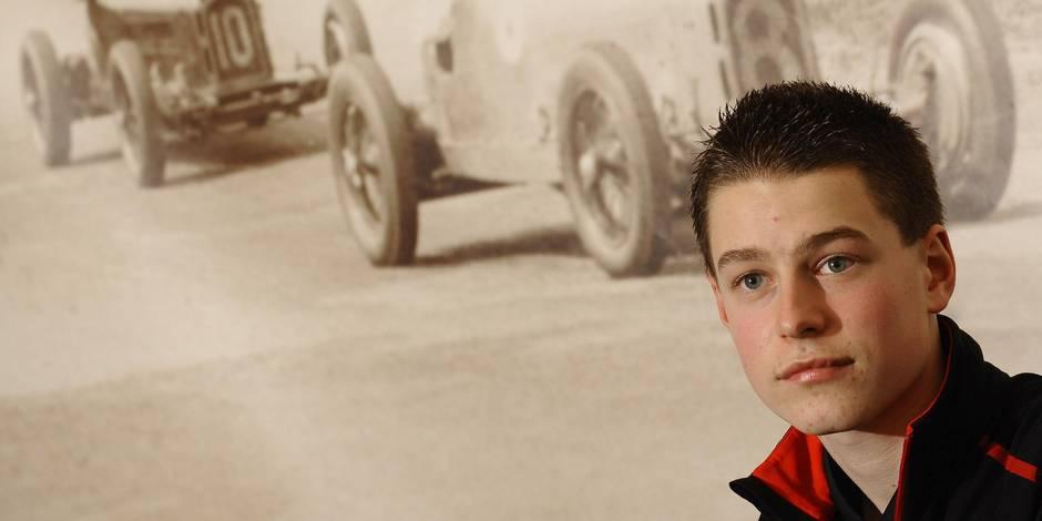 Le parcours de Stoffel Vandoorne : De bob en kart à top en F1