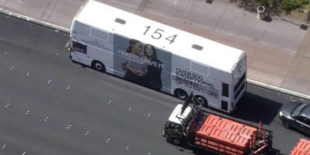 Las Vegas: un mort dans une fusillade, un suspect en garde à vue - La DH