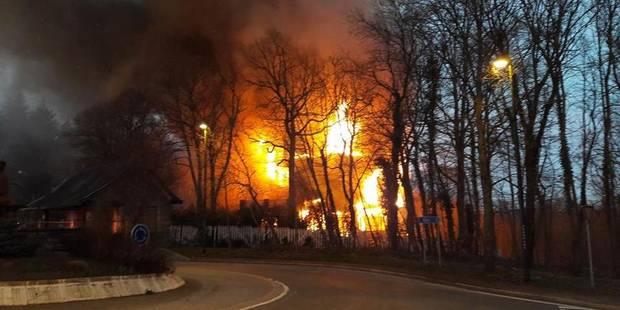 Un expert est attendu à l'ex-Golf hôtel à Spa après l'incendie qui a ravagé le bâtiment - La DH