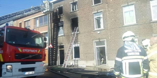 Gosselies: Incendie dans une habitation inoccupée - La DH