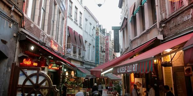 """Ville de Bruxelles: un des derniers chancres de l'""""Ilot sacré"""" va disparaître - La DH"""