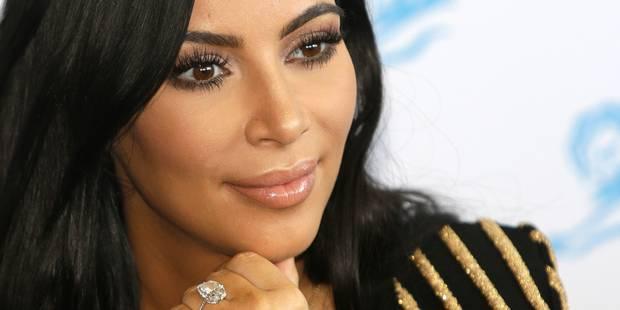 Un troisième enfant pour Kim Kardashian? - La DH