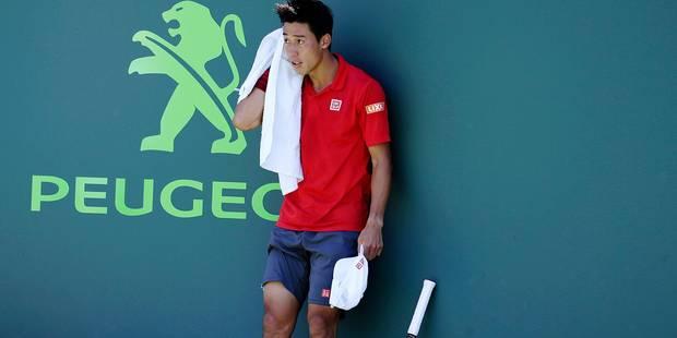 "Kei Nishikori: ""Je suis proche du niveau de Federer"" - La DH"