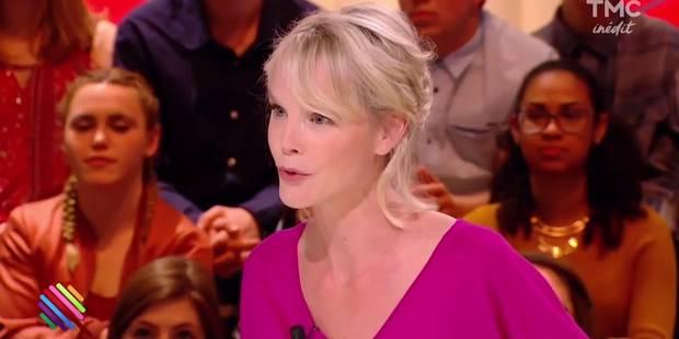 """Vanessa Burggraf sur ses premiers mois à ONPC: """"J'en ai pris plein la gueule !"""" - La DH"""
