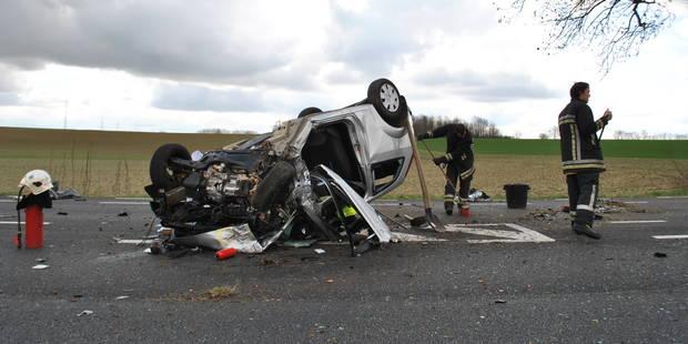 L'héritage empoisonné des pompiers de Leuze-en-Hainaut - La DH