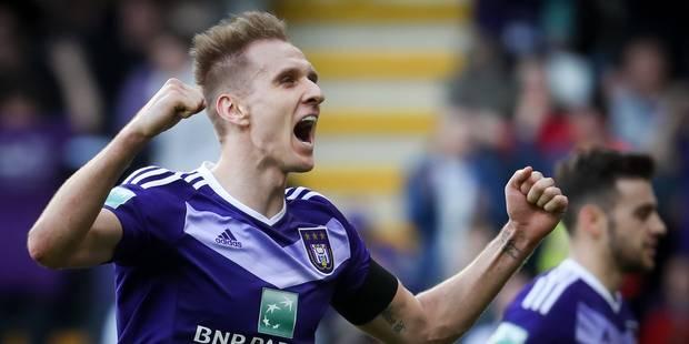 Teodorczyk lié à Anderlecht jusque 2020 ! - La DH