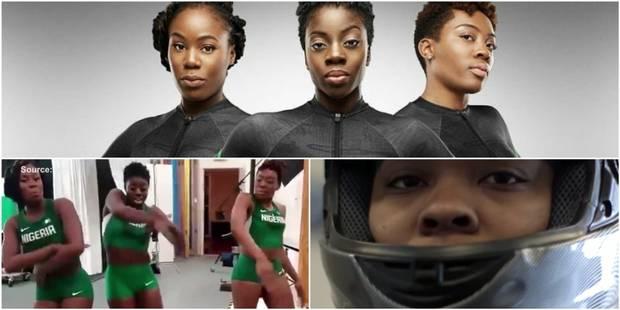 Trente ans après Rasta Rockett, trois nigériannes sont en passe de se qualifier pour les J.O en bobsleigh (VIDEO) - La D...