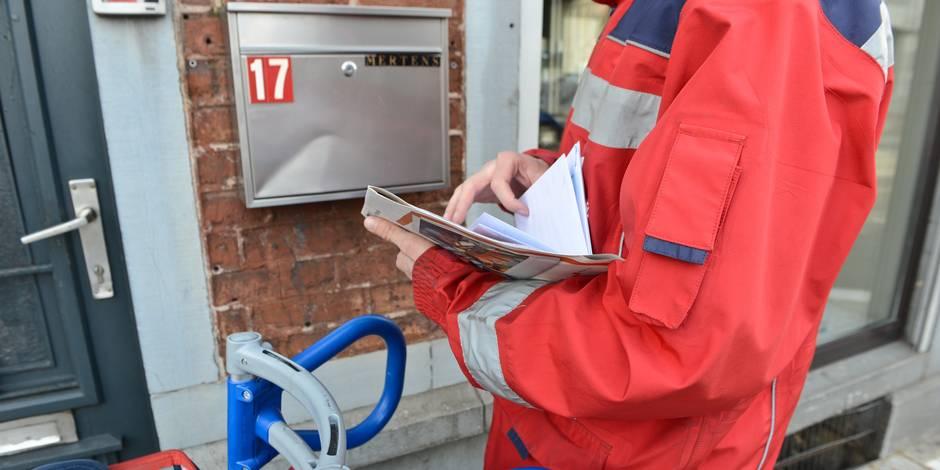 Li ge trois bureaux de poste en gr ve la dh - Bureau de poste belgique ...
