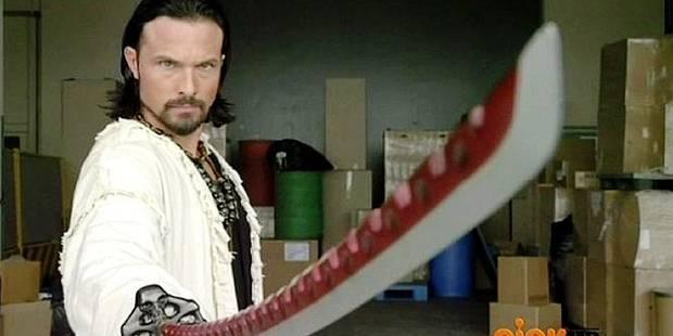 Un Power Ranger en prison : il a tué sa coloc avec un sabre - La DH