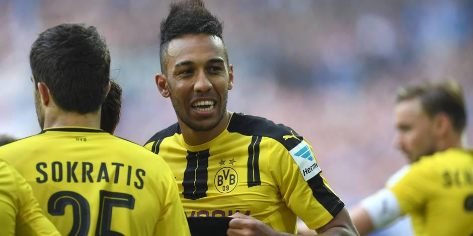 Aubameyang multiplierait-il des provocations pour pouvoir partir — Dortmund