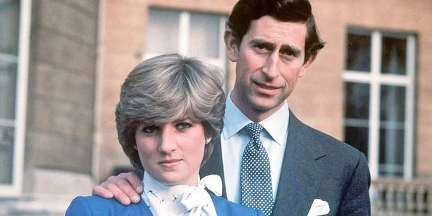 Diana frappait le prince Charles - La DH