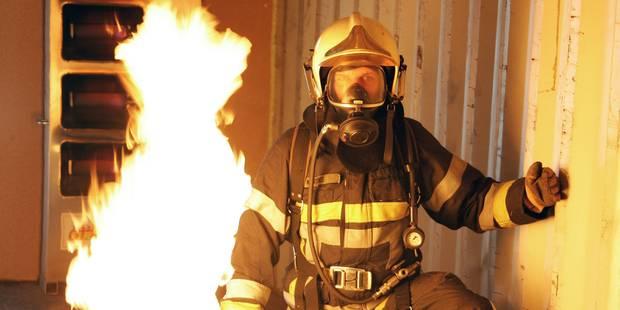 Quaregnon: un jerrycan retrouvé sur les lieux d'un incendie - La DH