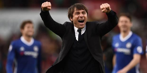"""Conte: """"Personne n'imaginait Chelsea se battre pour le titre"""" - La DH"""