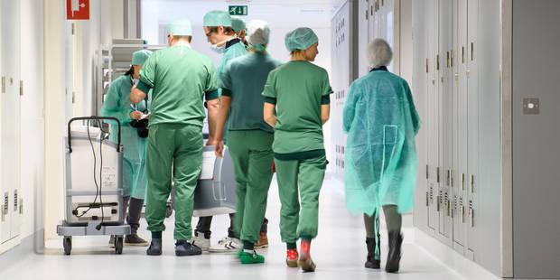 """""""Un hôpital sur quatre peut fermer sans problème"""", dit la Mutualité chrétienne - La DH"""