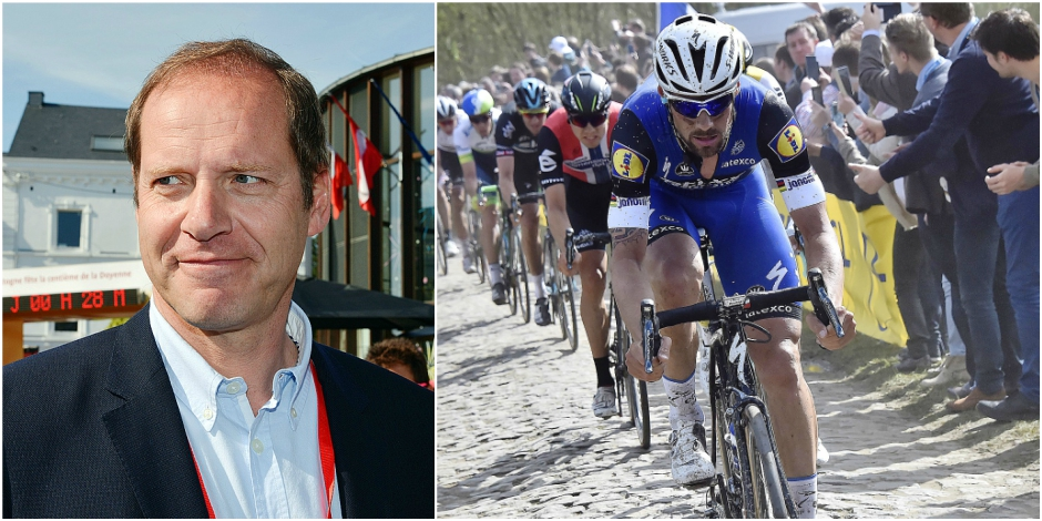 Christian Prudhomme / Boonen