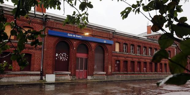 Avenir incertain pour la gare d'Aulnois - La DH