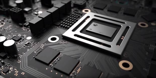 La Scorpio de Microsoft se dévoile... - La DH