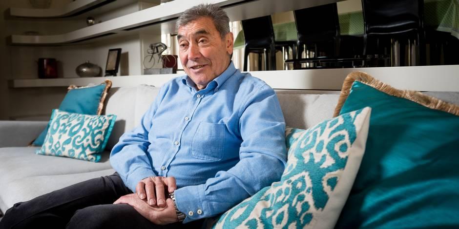 """Eddy Merckx: """"Je rêve vraiment que Tom gagne dimanche"""""""