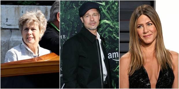 La maman de Brad Pitt appelle Jennifer Aniston à la rescousse - La DH