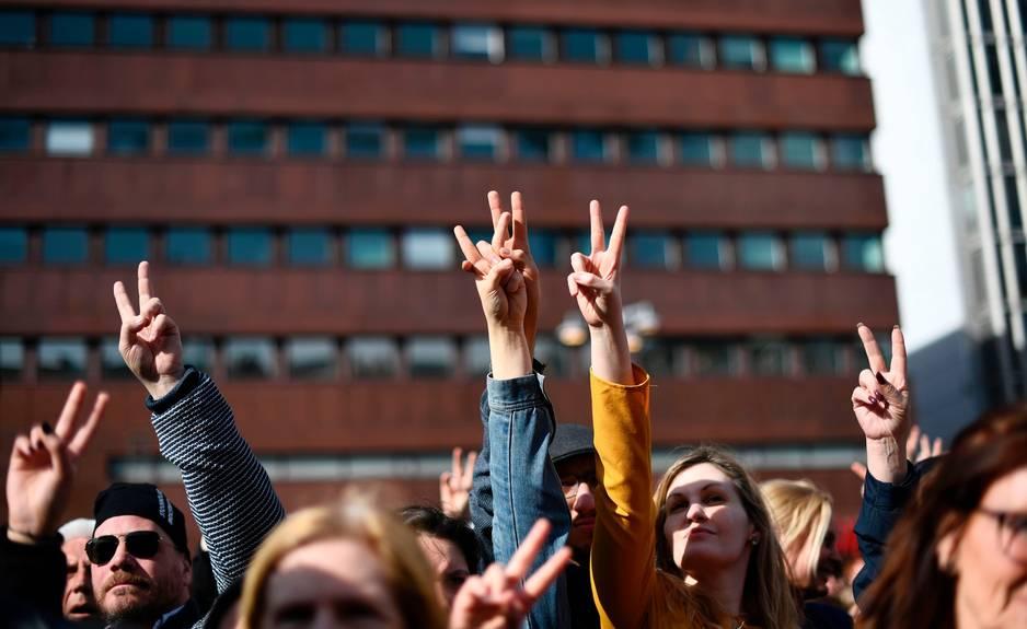 Attentat de Stockholm : un deuxième suspect arrêté