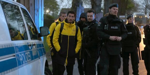 """Explosions à Dortmund: """"Ceux qui pouvaient se sont couchés par terre"""" (PHOTOS et VIDEO) - La DH"""