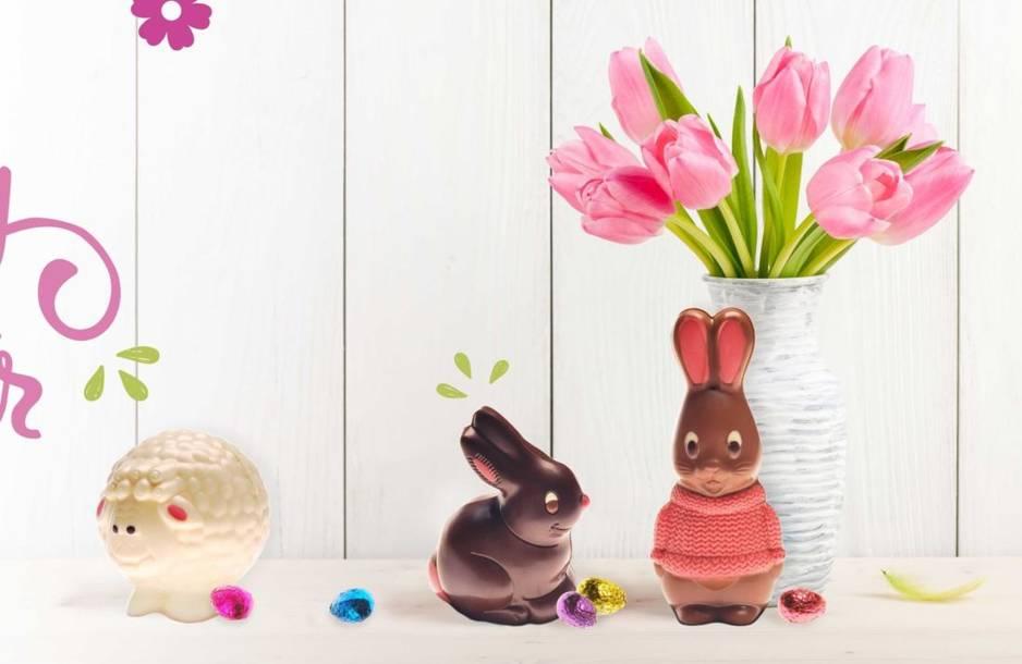 Le bestiaire tout droit sorti des petits contes d'enfants, signé du chocolatier belge  Darcis. L'occasion parfaite pour aller visiter la chocolaterie Darcis à Verviers,nouvellement située à l'Esplanade de la Grâce.