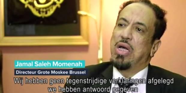 """Au JT de la VRT, le directeur de la Grande Mosquée de Bruxelles se défend: """"La commission nous a accusés sans preuve"""" - ..."""