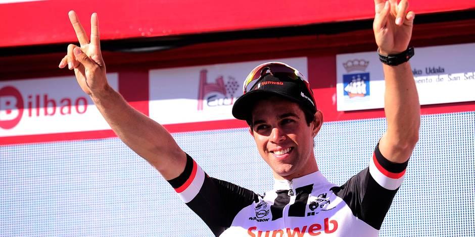 Amstel Gold Race: Michael Matthews ne veut pas tout miser sur le sprint