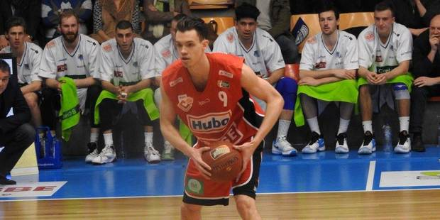 Basket: Hans Vanwijn a opté pour Anvers - La DH