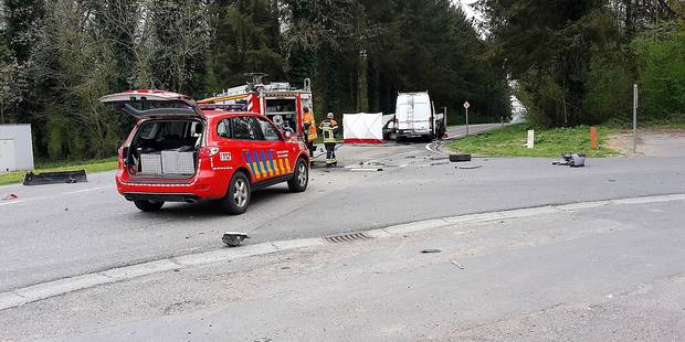 Mettet: 2 jeunes d'une vingtaine d'années périssent dans un effroyable accident - La DH