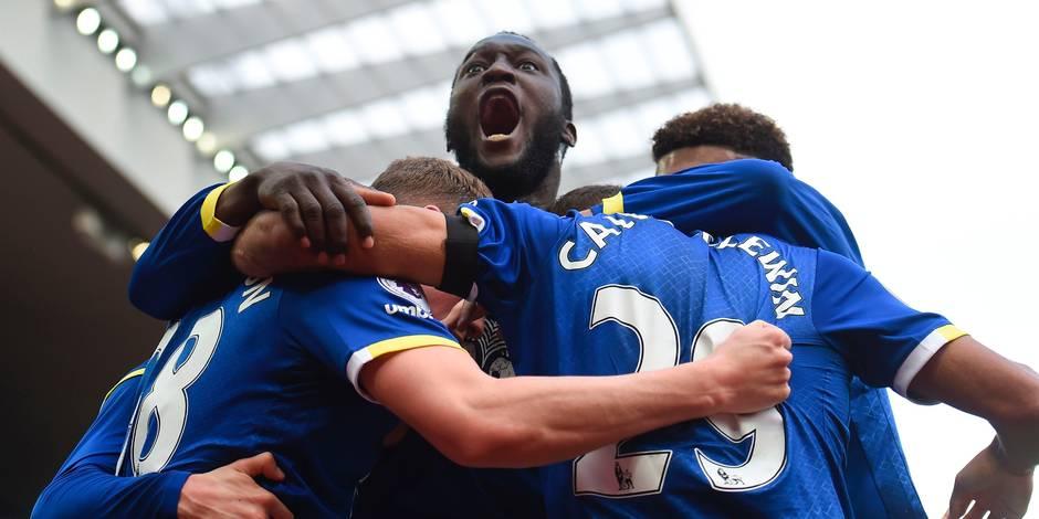 Eden Hazard et Romelu Lukaku dans l'équipe de l'année en Angleterre