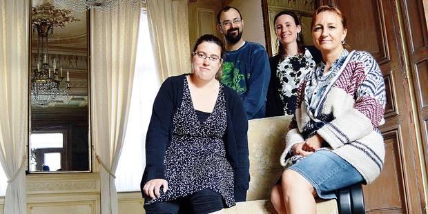 Un tea-room pour changer le regard sur le handicap - La DH