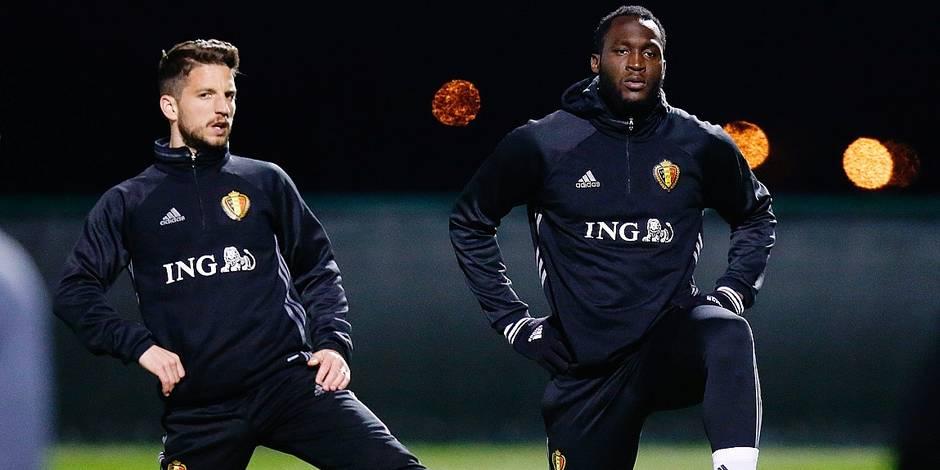 Hazard et Lukaku dans l'Equipe de l'Année en Premier League