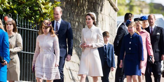 Pâques royales à Windsor - La DH