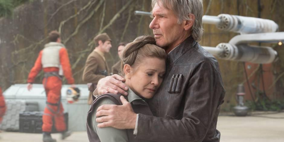 Star Wars: pas d'Épisode IX pour Carrie Fisher
