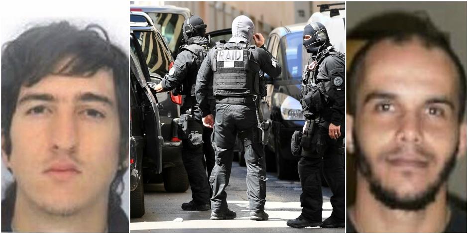 Un des deux suspects s'était radicalisé à Nice — Attentat