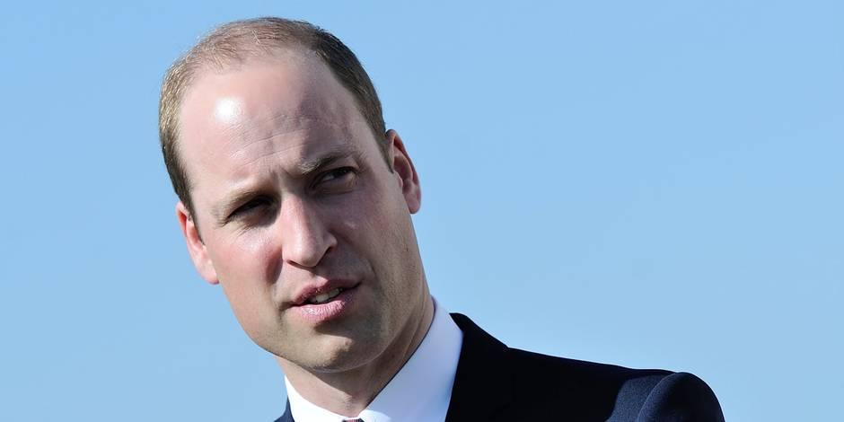 """Le prince William se souvient de Diana: """"On ne s'en remet jamais"""""""