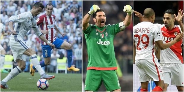 Champions League : Derby madrilène en demi-finale - La DH