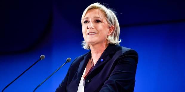 Marine, une Le Pen qui a lavé son prénom (PORTRAIT) - La DH