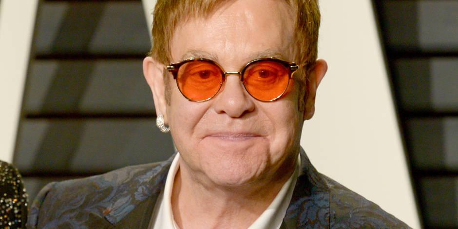 Elton John atteint d'une grave infection bactérienne
