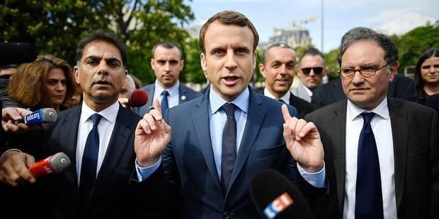 Présidentielle: Emmanuel Macron ne veut rien laisser au hasard - La DH