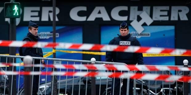 Dix suspects interpellés en France et en Belgique dans l'enquête sur les attentats de Charlie Hebdo et de l'Hyper Casher...