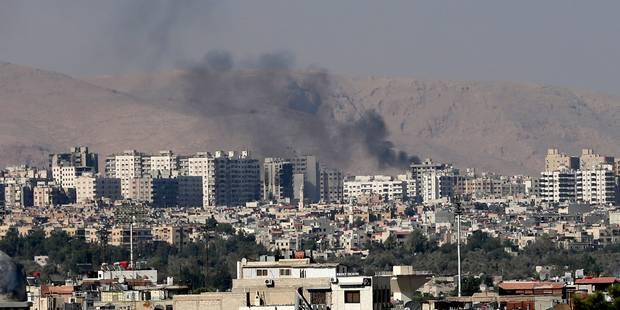 """Lutte contre l'Etat islamique : les militaires belges sont """"au front"""" dans le nord de l'Irak - La DH"""