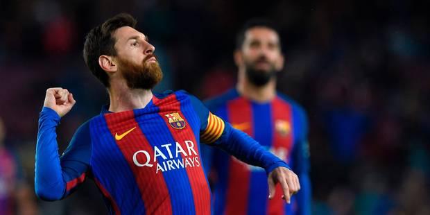 Liga: le Barça de Messi atomise Osasuna, relégué, le Real se relance - La DH