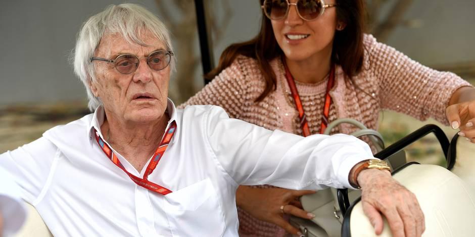 F1: Bernie Ecclestone est parti pour revenir