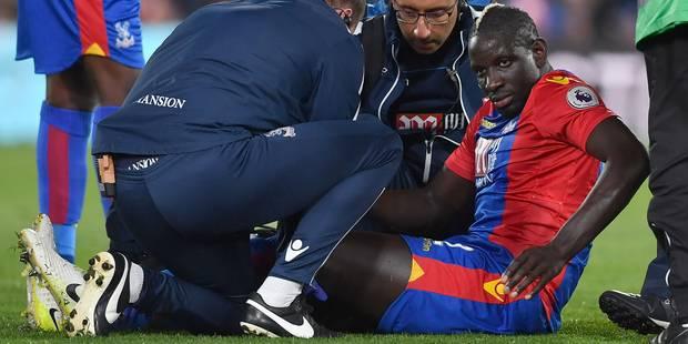 La terrible blessure de Mamadou Sakho contre Tottenham (VIDEO) - La DH